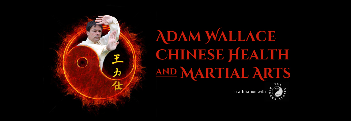 Adam Wallace Chinese Health & Martial Arts