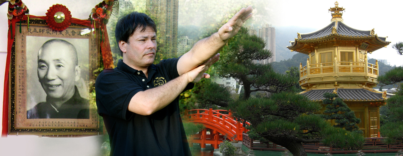 Ip Man Wing Chun Kungfu - Adam Wallace Chinese Health and Martial Arts - Header