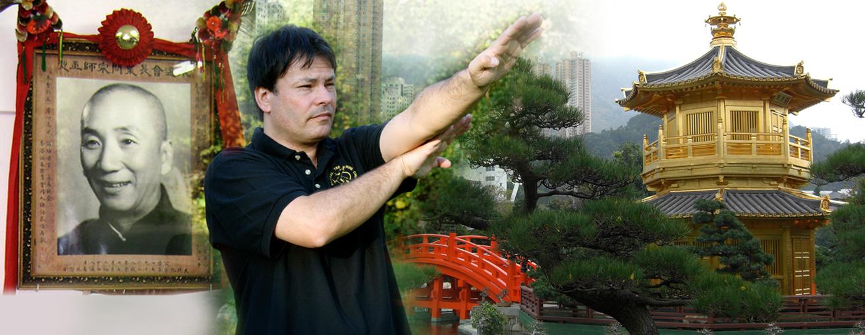 Ip Man Wing Chun Kungfu - Adam Wallace Chinese Health and Martial Arts - Header
