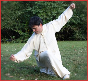 Chen Taijiquan - Adam Wallace Chinese Health and Martial Arts